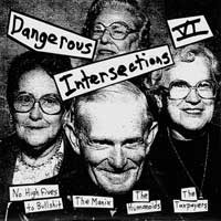 Various - Dangerous Intersections VI [7-inch] (Cover Artwork)