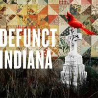 Various - Defunct Indiana: 17 Indie, Experimental & Hardcore Artists from Indiana's Past (Cover Artwork)