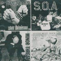 Various - Dischord 1981: The Year In Seven Inches (Cover Artwork)