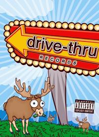 Various - Drive-Thru Records DVD (Cover Artwork)