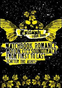 Various - Epitaph Tour 2005 DVD (Cover Artwork)