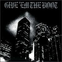 Various - Give `Em The Boot (Cover Artwork)
