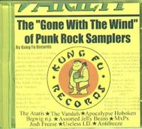 Various - Gone With the Wind Of Punk Sam (Cover Artwork)