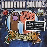 Various - Hardcore Soundz (Cover Artwork)