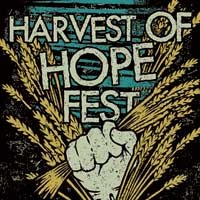 Various - Harvest of Hope Fest (Cover Artwork)