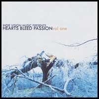 Various - Hearts Bleed Passion (Cover Artwork)