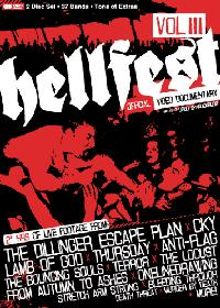 Various - Hellfest Volume III DVD (Cover Artwork)