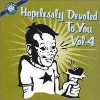 Various - Hopelessly Devoted To You Vol. 4 (Cover Artwork)