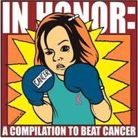 Various - In Honor: A Compilation To Beat Cancer (Cover Artwork)