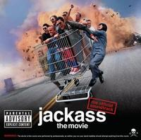 Various - Jackass: The Movie Soundtrack (Cover Artwork)