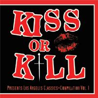 Various - Kiss or Kill (Cover Artwork)