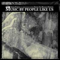 Various - Music by People Like Us (Cover Artwork)