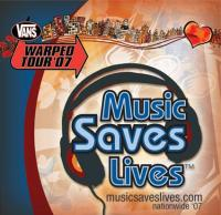 Various - Music Saves Lives (Cover Artwork)