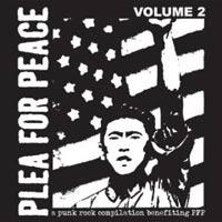 Various - Plea for Peace Volume 2 (Cover Artwork)