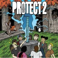 Various - PROTECT 2: A Benefit for the National Association to Protect Children (Cover Artwork)