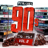 Various - Punk Goes '90s Vol. 2 (Cover Artwork)