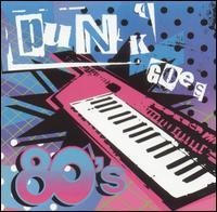 Various - Punk Goes 80's (Cover Artwork)