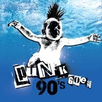Various - Punk Goes 90's (Cover Artwork)
