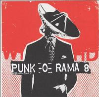 Various - Punk-O-Rama 8 (Cover Artwork)