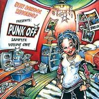 Various - Punk Off Volume One (Cover Artwork)