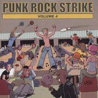 Various - Punk Rock Strike Volume 4 (Cover Artwork)