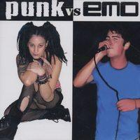 Various - Punk vs Emo (Cover Artwork)