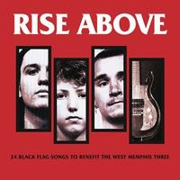 Various - Rise Above - 24 Black Flag Songs (Cover Artwork)