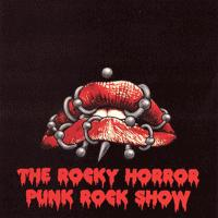 Various - The Rocky Horror Punk Rock Show (Cover Artwork)