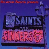 Various - Saints and Sinners (Cover Artwork)