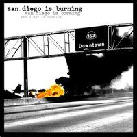 Various - San Diego Is Burning (Cover Artwork)