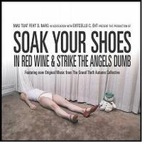 Various - Soak Your Shoes in Red Wine and Strike the Angels Dumb (Cover Artwork)