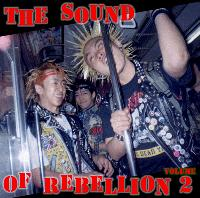Various - The Sound of Rebellion Volume 2 (Cover Artwork)