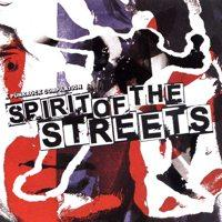 Various - Spirit of the Streets (Cover Artwork)