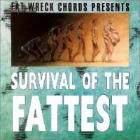 Various - Survival of the Fattest (Cover Artwork)