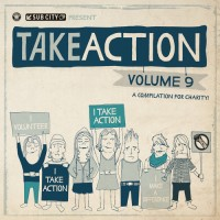 Various - Take Action Volume 9 (Cover Artwork)