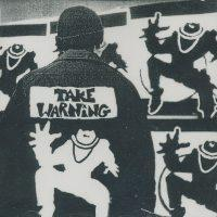 Various - Take Warning: The Songs of Operation Ivy (Cover Artwork)