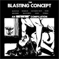Various - The Blasting Concept (Cover Artwork)