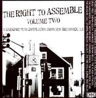 Various - The Right to Assemble Volume Two [12 inch] (Cover Artwork)