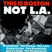 Various - This Is Boston, Not L.A. (Cover Artwork)