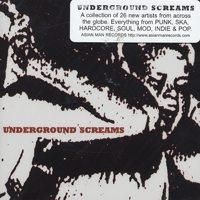 Various - Underground Screams (Cover Artwork)