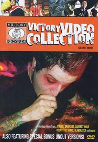 Various - Victory Video Collection Volume 3 DVD (Cover Artwork)