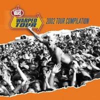 Various - Warped Tour 2002 Compilation (Cover Artwork)