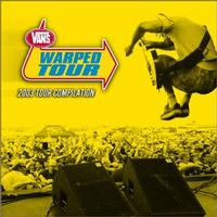 Various - Warped Tour 2003 Compilation (Cover Artwork)