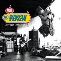 Various - Warped Tour 2004 Compilation (Cover Artwork)