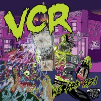 VCR - We are 821 [12-inch] (Cover Artwork)