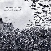 The Velvet Teen - Out Of The Fierce Parade (Cover Artwork)