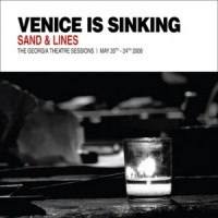 Venice Is Sinking - Sand & Lines [12-inch] (Cover Artwork)