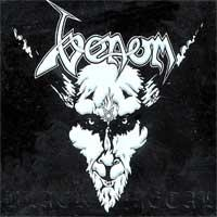 Venom - Black Metal [reissue] (Cover Artwork)