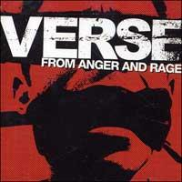 Verse - From Anger and Rage (Cover Artwork)
