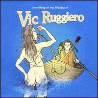 Vic Ruggiero - Something in My Blindspot (Cover Artwork)